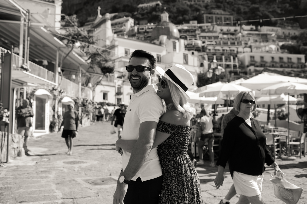 Bespoke wedding proposal engagement Positano Amalfi coast Elene Wedding Photography London Stylish wedding photography essence storytelling of timeless moments couples love Italy London